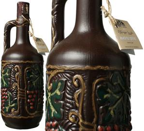 ルカツィテリ クヴェヴリ 陶器ボトル [2013] <白> <ワイン/ジョージア>