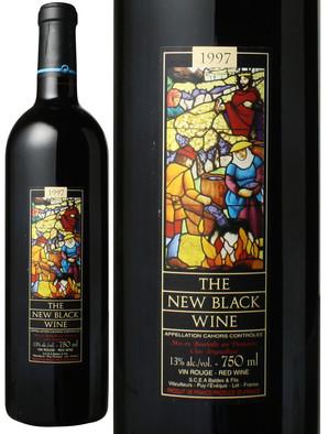 カオール ザ・ニュー・ブラック・ワイン [1997] ジャン・リュック・バルデス <赤> <ワイン/フランス南西部>