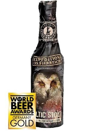 バルティック スタウト 7.5% 330ml インゼル醸造所 <ビール/ドイツ>