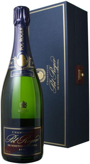 ポル・ロジェ キュヴェ・サー・ウィンストン・チャーチル [2004] <白> <ワイン/シャンパン>