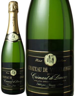 クレマン・ド・リムー シャトー・ド・ヴィルロング [2016] ドメーヌ・ロジェ <ワイン/スパークリング>【F472】 ※ヴィンテージが異なる場合があります。