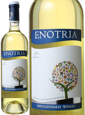 エノトリア・ホワイト [2017] ドゥルファキス・ワイナリー <白> <ワイン/ギリシャ>