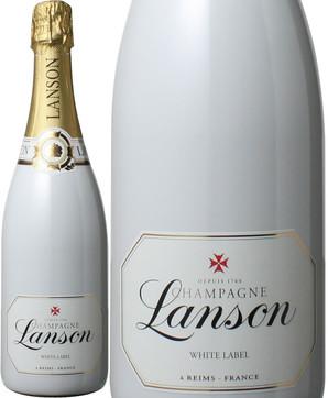 ランソン ホワイトラベル セック NV <白> <ワイン/シャンパン>【当店通常税込6469円】