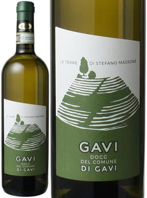 ガヴィ・デル・コムーネ・ディ・ガヴィ [2017] ステファノ マッソーネ <白> <ワイン/イタリア>