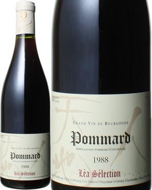 ポマール [1988] ルー・デュモン レア・セレクション <赤> <ワイン/ブルゴーニュ>