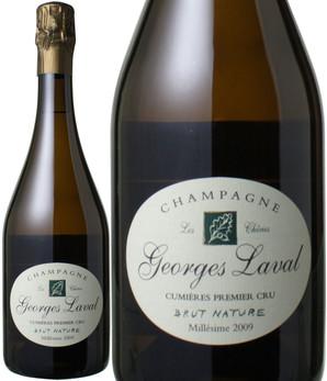 ジョルジュ・ラヴァル レ・シェーヌ [2009] <白> <ワイン/シャンパン>