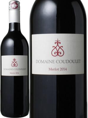 ペイドック・メルロー [2014] ドメーヌ・クードレ <赤> <ワイン/ラングドック・ルーション>(スクリューキャップ)