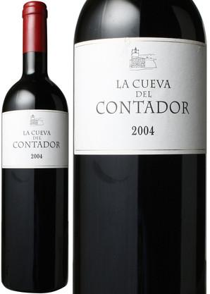 ラ・クエバ・デル・コンタドール [2004] ベンハミン・ロメオ <赤> <ワイン/スペイン>