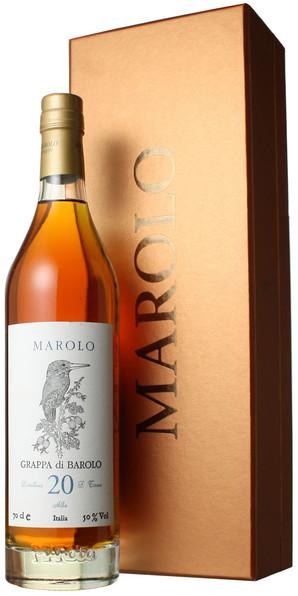 マローロ バローロ 20年 グラッパ 50度 700ml <ブランデー/イタリア>