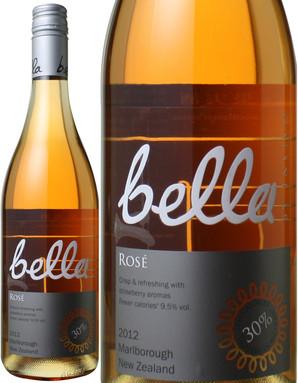 ベッラ マールボロ ロゼ [2012] インヴィーヴォ <ロゼ> <ワイン/ニュージーランド>