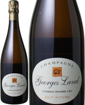 ジョルジュ・ラヴァル キュミエール・ブリュット・ナチュール(12) NV <白> <ワイン/シャンパン>