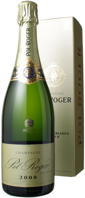 ポル・ロジェ ブラン・ド・ブラン [2008] <白> <ワイン/シャンパン>
