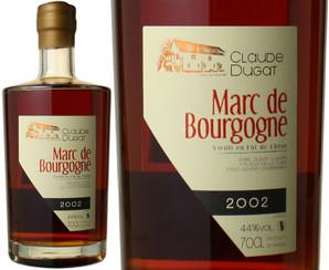 マール・ド・ブルゴーニュ 700ml [2002] クロード・デュガ <ブランデー/フランス>