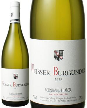フーバー ヴァイサーブルグンダー トロッケン [2015] ベルンハルト・フーバー <白> <ワイン/ドイツ>