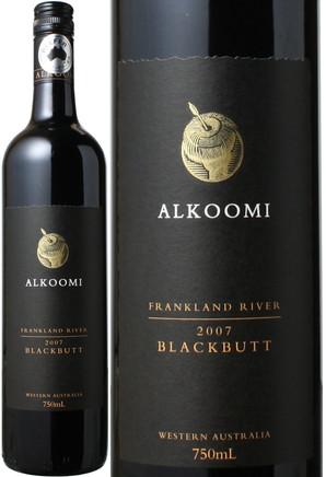 ブラックバット [2007] アルクーミ <赤> <ワイン/オーストラリア>
