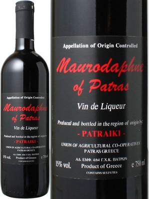 マヴロダフネ・オブ・パトラス NV パトラス生産者協同組合 <赤> <ワイン/ギリシャ>