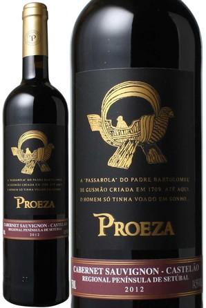 カベルネ・カステラン ペニンスラ・セトゥバル [2012] プロエーザ <赤> <ワイン/ポルトガル>