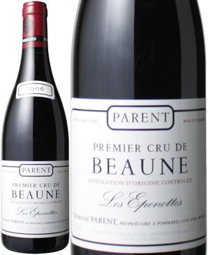 ボーヌ プルミエ・クリュ レ・ゼプノット [2006] パラン <赤> <ワイン/ブルゴーニュ>