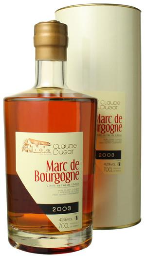 マール・ド・ブルゴーニュ 700ml [2003] クロード・デュガ <ワイン/ブランデー>