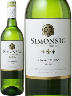 シモンシッヒ シュナンブラン [2017] <白> <ワイン/南アフリカ>