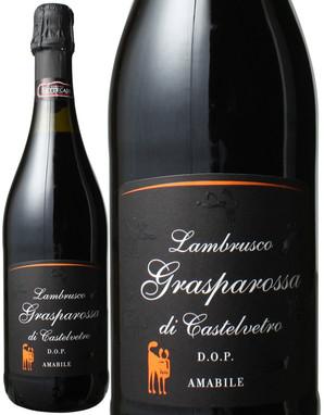 ランブルスコ・グラスパロッサ・ディ・カステルヴェトロ アマービレ NV カンティーナ・セッテカーニ <赤> <ワイン/スパークリング>