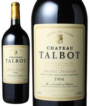 シャトー・タルボ マグナム1.5L [1994] <赤> <ワイン/ボルドー>