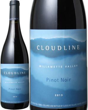 オレゴン ピノ・ノワール [2017] クラウドライン <赤> <ワイン/アメリカ> ※ヴィンテージが異なる場合があります。