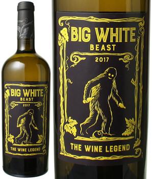 ビッグ・ホワイト・ビースト マルサンヌ/ヴィオニエ [2017] LGI <白> <ワイン/ラングドック・ルーション>