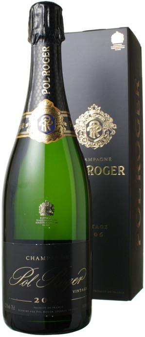 ポル・ロジェ ブリュット・ヴィンテージ [2009] <白> <ワイン/シャンパン>