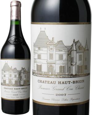 シャトー・オー・ブリオン [2007] <赤> <ワイン/ボルドー>