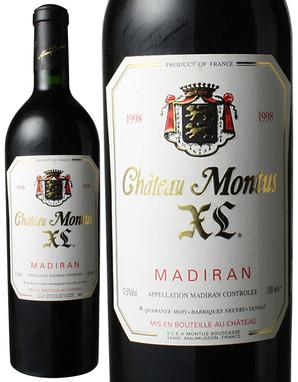 シャトー・モンテュス XL マディラン [1998] ドメーヌ・アラン・ブリュモン <赤> <ワイン/フランス南西部>