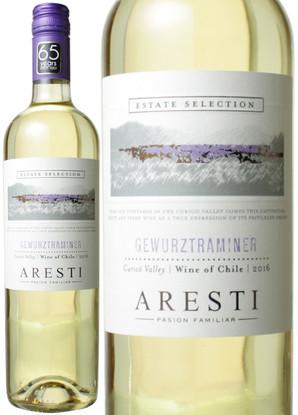 アレスティ ゲヴュルツトラミネール [2017] <白> <ワイン/チリ>