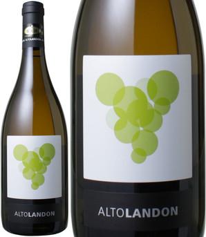 アルト・ランドン・ホワイト マンチュエラ [2015] <白> <ワイン/スペイン>
