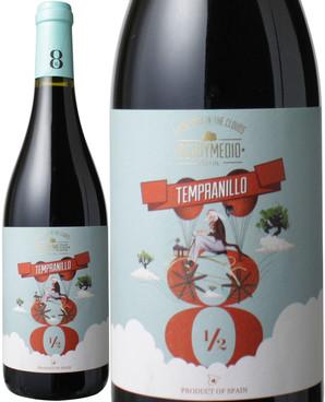 テンプラニーリョ ヴィノ・デ・ラ・ティエラ・デ・カスティーヤ [2017] オチョ・イ・メディオ <赤> <ワイン/スペイン>