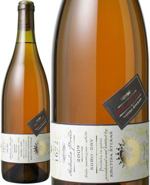 レブーラ・プリロ (リボッラ・ジャッラ)  [2009] クメティエ・シュテッカー <白> <ワイン/スロヴェニア>