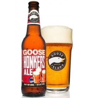 グーズアイランド ホンカーズエール 4.3% 355ml <ビール/アメリカ>