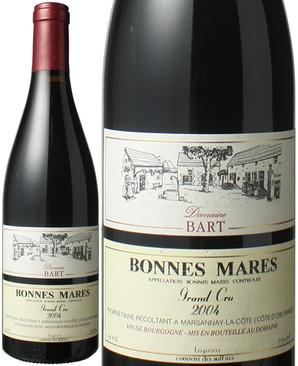 ボンヌ・マール グラン・クリュ [2004] ドメーヌ・バール <赤> <ワイン/ブルゴーニュ>