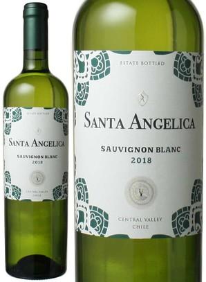 サンタ・アンジェリカ ソーヴィニヨン・ブラン [2018] ラヴァナル <白> <ワイン/チリ>