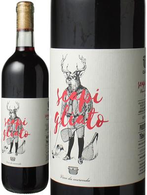 IGT トスカーナ スカピリアート (モスカート・ティ・アンブルゴ、アレアティコ、チリエジョーロ、サンジョヴェーゼ) [2017] カラファータ <赤> <ワイン/イタリア/トスカーナ>