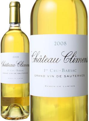 シャトー・クリマン [2008] <白> <ワイン/ボルドー>