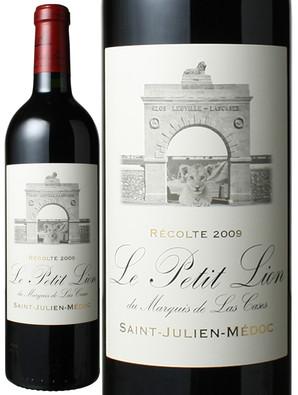 ル・プティ・リオン・デュ・マルキ・ド・ラス・カーズ [2009] <赤> <ワイン/ボルドー>