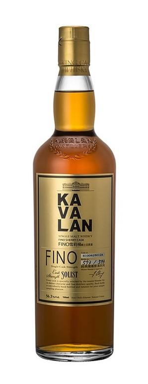カバラン ソリスト フィノ シングルカスクストレングス 700ml <ウイスキー/台湾>