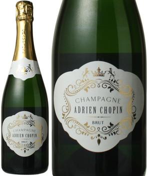 アドリアン・ショパン ブリュット NV <白> <ワイン/シャンパン>