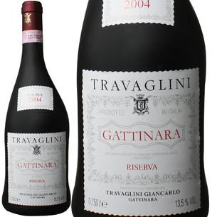 ガッティナーラ・リゼルヴァ [2004] トラヴァリーニ <赤> <ワイン/イタリア>