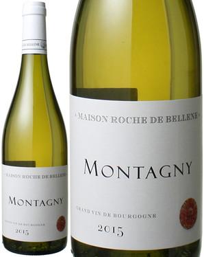 モンタニー ブラン [2015] ロッシュ・ド・ベレーヌ <白> <ワイン/ブルゴーニュ>