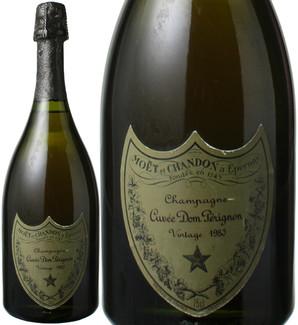 ドン・ペリニヨン [1980] <白> <ワイン/シャンパン>