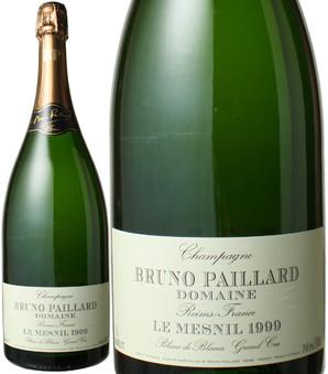 ブルーノ・パイヤール ル・メニル・ブラン・ド・ブラン マグナムサイズ1.5L [1999] <白> <ワイン/シャンパン>