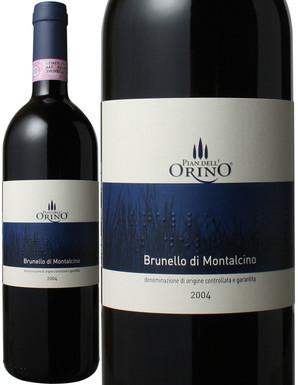 ブルネッロ・ディ・モンタルチーノ [2004] ピアン・デッロリーノ <赤> <ワイン/イタリア>