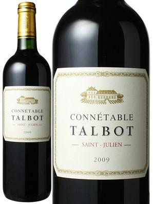 コネタブル・タルボ [2009] <赤> <ワイン/ボルドー>