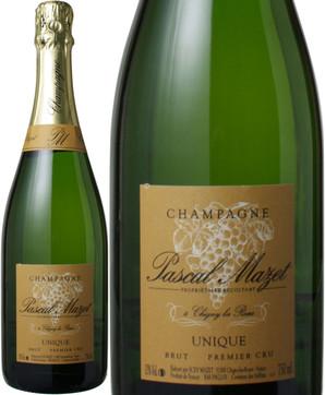 【20%OFF!】パスカル・マゼ プルミエ・クリュ ユニーク ブリュット NV <白> <ワイン/シャンパン>